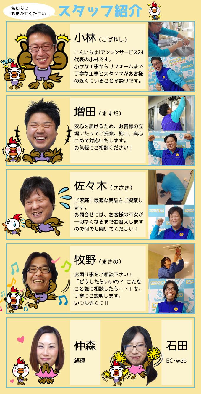 大阪市の食洗機は私たちアンシンサービス24におまかせください!